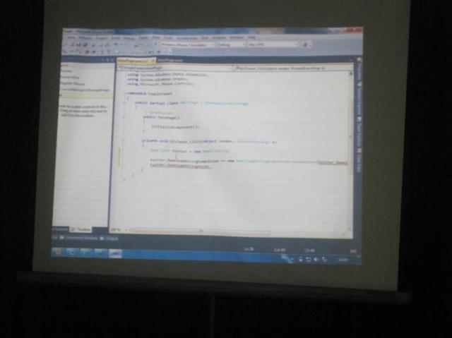 Seminar Mobile Opportunity di Indonesia @ STMIK AMIK Bandung