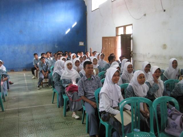 Seminar MUGI SMKN 1 Lemahsugih - Muhammad Yusuf
